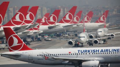 Massaverhuis naar nieuwe luchthaven van Istanbul