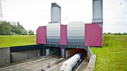 Liefkenshoektunnel richting Gent weer vrij na rookontwikkeling