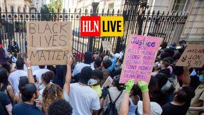 HLN LIVE. Na rellen in de VS nu wereldwijd protesten tegen politiegeweld