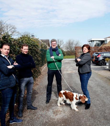 Bewoners Veldstraat Wijk en Aalburg woest over plan arbeidsmigranten