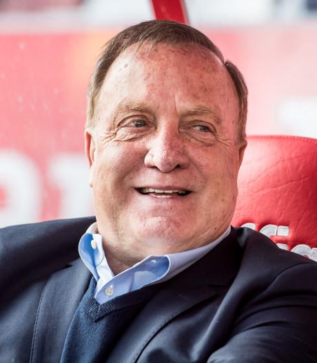Advocaat niet bezig met afscheid en favorietenrol FC Utrecht