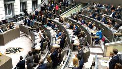 Discussie over plaatsen in Vlaams parlement eindelijk beslecht: er verandert ... niets