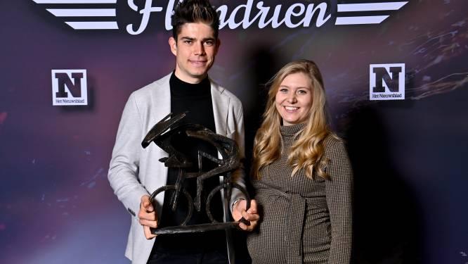"""Wout van Aert, die opnieuw 'Flandrien' wint, blikt vooruit op 2021: """"Wil iets meer vrijheid in de Tour"""""""