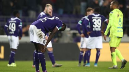 AA Gent pakt in absoluut slot nog punt tegen Anderlecht na spektakelmatch