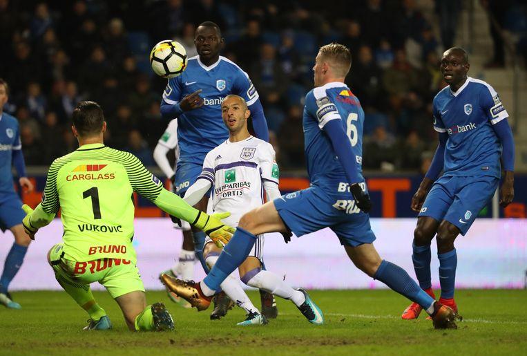 Anderlecht-Genk ile ilgili görsel sonucu