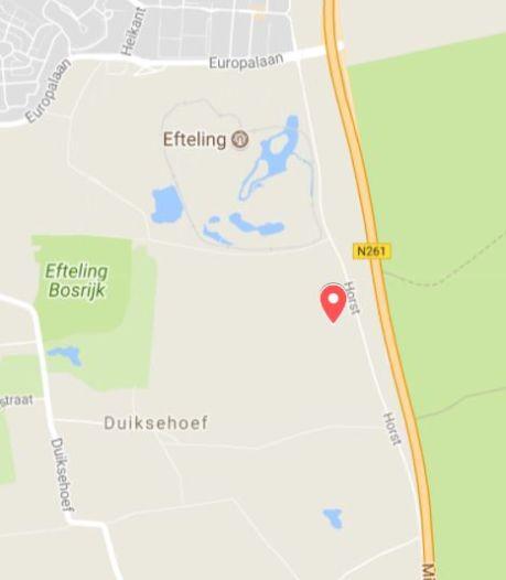 Efteling krijgt nieuw parkeerterrein langs Midden-Brabantweg