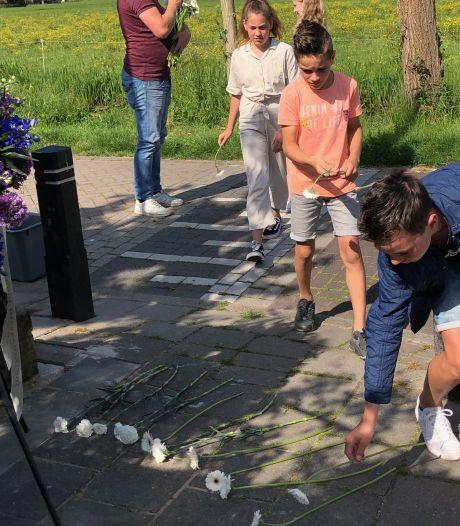 Aangepaste herdenking van oorlogsslachtoffers in Bleskensgraaf