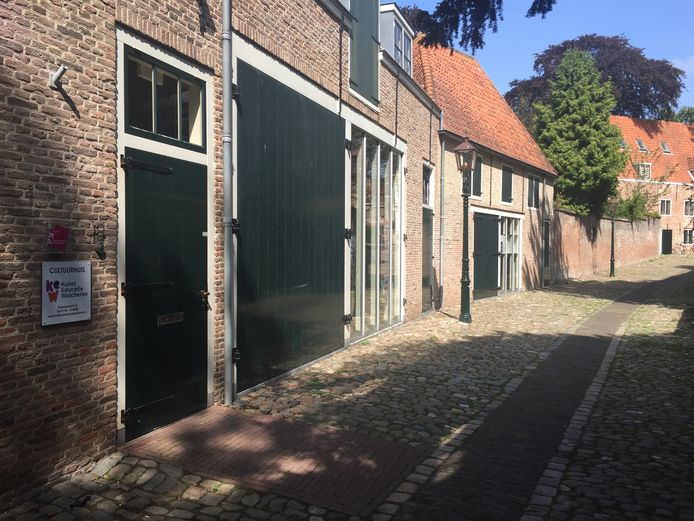 Cultuurhuis Kuiperspoort, Middelburg.
