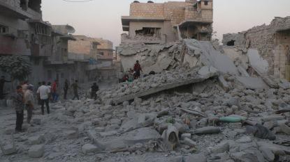 Russisch leger kondigt staakt-het-vuren van Syrische regeringstroepen aan