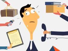 Waarom het geen zin heeft om te haasten als je het druk hebt