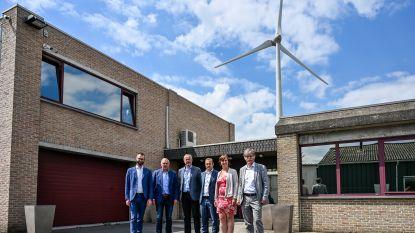Ondernemers Hoogveld slaan handen in elkaar voor uniek project: Lovitas nv moet industrieterrein volledig CO2-neutraal maken