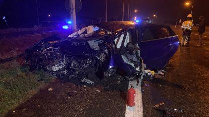 Bestuurder (31) uit Knokke sterft bij crash op Natiënlaan