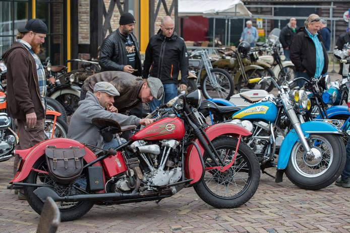 Motormuseum in Raalte