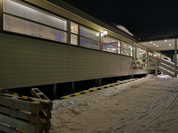 De overval op de spaarbank van Longyearbyen was de eerst bankroof ooit op Spitsbergen.
