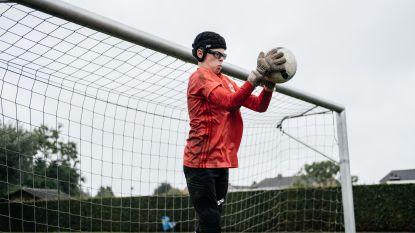 """Ruï Boon: """"Liever met helm in goal dan met hersenschade in kliniek"""""""