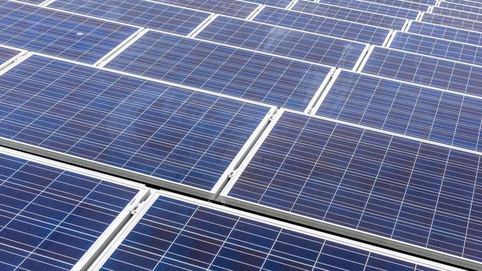 Er zijn plannen voor twee zonneparken in Marknesse. De gemeente is hier positief over.