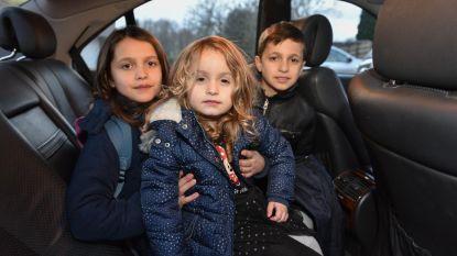 Uitgewezen Albanese familie doet nieuwe regularisatieaanvraag