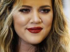 'Khloe Kardashian heeft last van vroegtijdige weeën door stress'