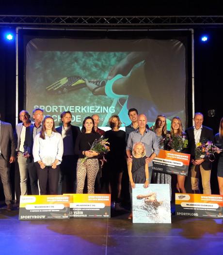 Sportverkiezing Enschede: atleten scoren goed