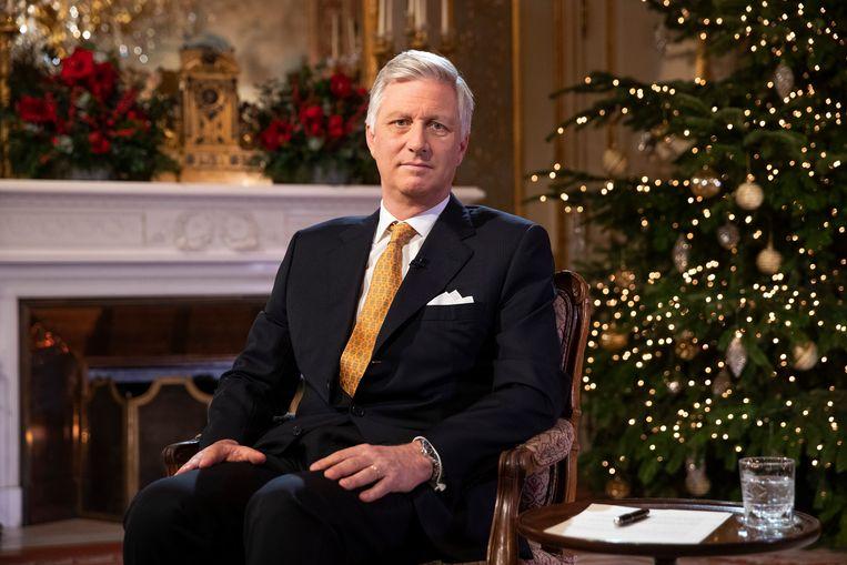 Koning Filip van België. Beeld Getty Images
