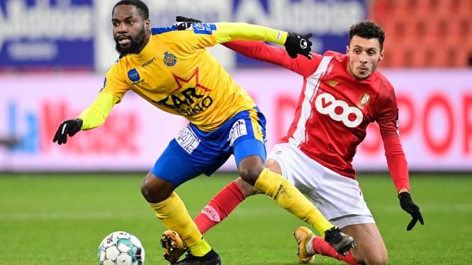"""Georges Mandjeck (Waasland-Beveren) wil weg van zeventiende plaats: """"Belgische competitie is veel zwaarder dan velen denken"""""""