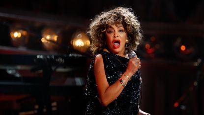"""""""Tina Turner deed zelfmoordpoging in 1968"""""""
