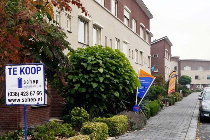 Tussenwoningen en appartementen in Zwolle zijn gemiddeld binnen achttien dagen verkocht.