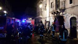 Drie doden en twee gewonden door gasexplosie in historisch pand in Sicilië
