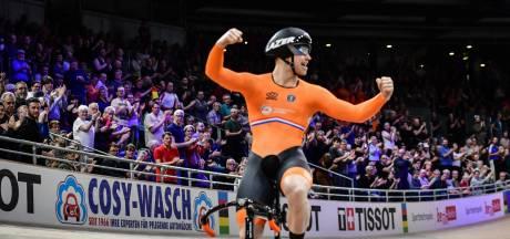Drievoudig wereldkampioen Lavreysen: 'Waren er dit jaar klaar voor en volgend jaar ook'