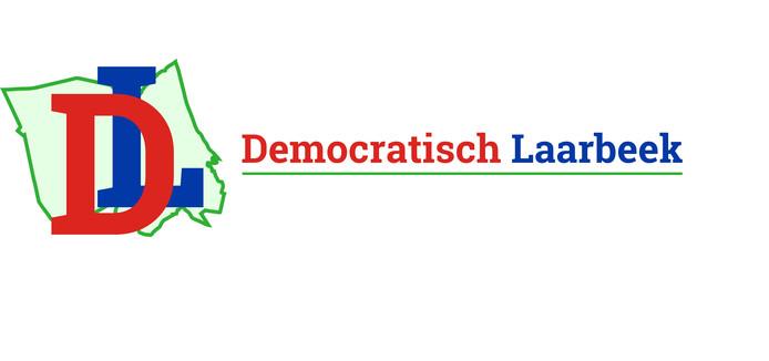 Het logo van Democratisch Laarbeek.