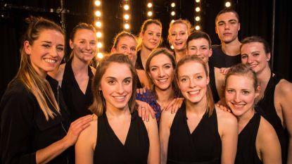 Compagnie J uit Gent wint danswedstrijd 'Dans met Hanne'