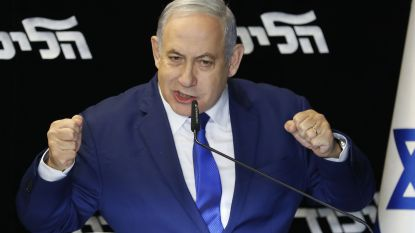 Netanyahu stelt zijn politieke dood weer eventjes uit