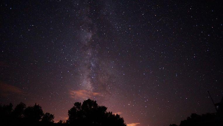 Camping Zeeburg is relatief donker, dus daar zal meer te zien zijn. Beeld Flickr, Mike Lewinski