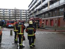 Grote gebouwbrand geblust in Waddinxveen: niemand gewond