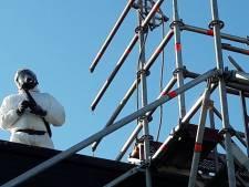 Extra subsidie voor asbest ván dak en zonnepanelen eróp in Sint Anthonis