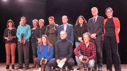 Sven Françoys en Ellen Terryn verkozen tot Sportman en Sportvrouw van het Jaar