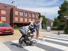 Kritiek op 'kamikaze-zebrapad' bij Vosholplein in Ter Aar