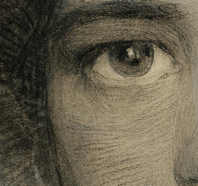 Piet Mondriaan, Meisjeskop, 1908-1910