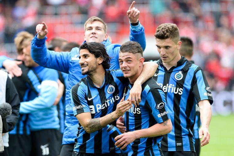 Club Brugge zou 15 miljoen euro willen voor Maxime Lestienne