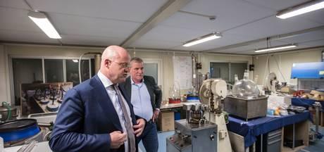 Nieuwe minister krijgt stoomcursus drugscriminaliteit in Brabant: 'Een onvoorstelbaar probleem'