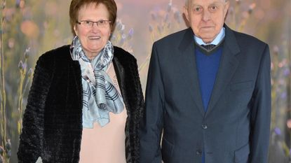 Diamanten bloemen voor Raymonda en Roger
