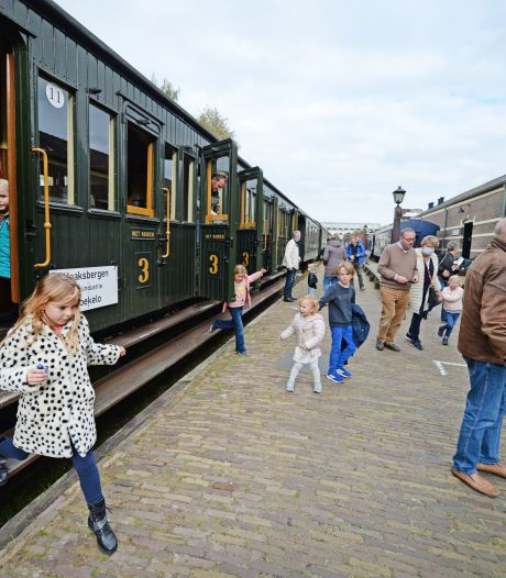 Corona hakt er ook bij Museum Buurtspoorweg in Haaksbergen flink in