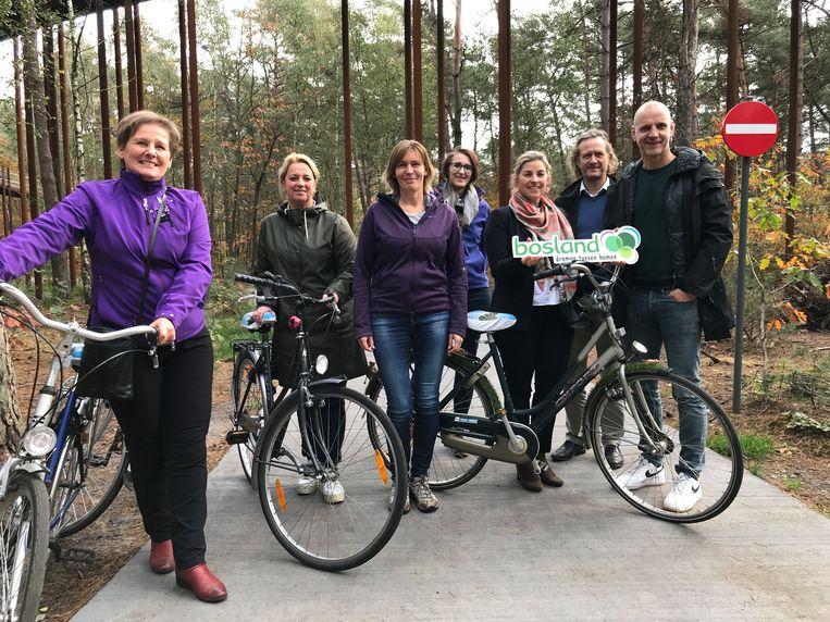 Een Nederlandse delegatie ontdekt Bosland