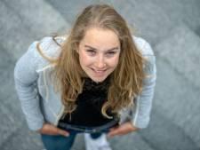 Sanne in 't Hof (22) is vooral blij weer fit op het ijs te kunnen staan, na seizoen vol fysieke tegenslag