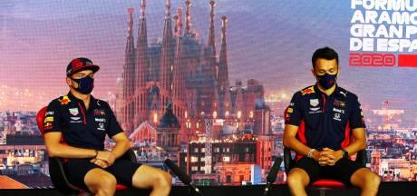 Max roept niet dat het WK nu open ligt: 'Komen nog altijd snelheid tekort'