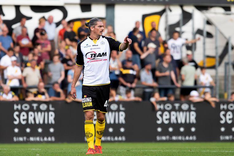 Seth De Witte kon zijn eerste match voor Lokeren niet winnen (lees er meer over verderop in onze Football Talk).