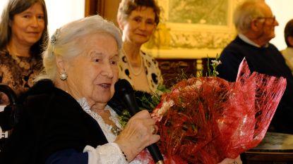 """Oudste inwoner van Sint-Katelijne-Waver Anneke Béber (107) overleden: """"Hoge leeftijd te danken aan haar levensvreugde"""""""