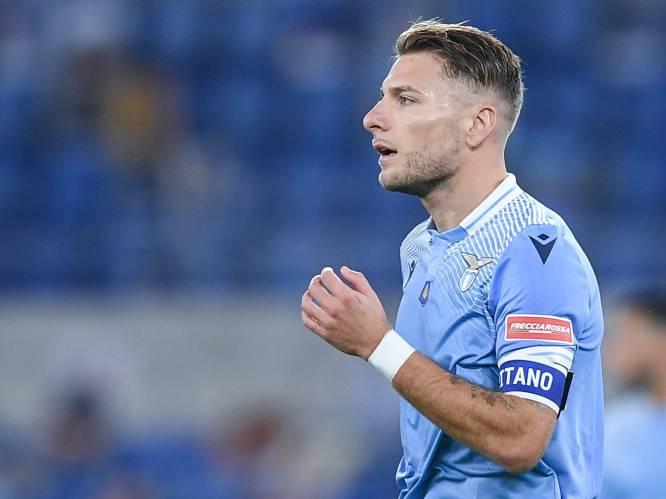 Lazio zet hele kern in quarantaine na reeks positieve coronatests, maar vliegt wel naar Turijn voor match tegen Torino