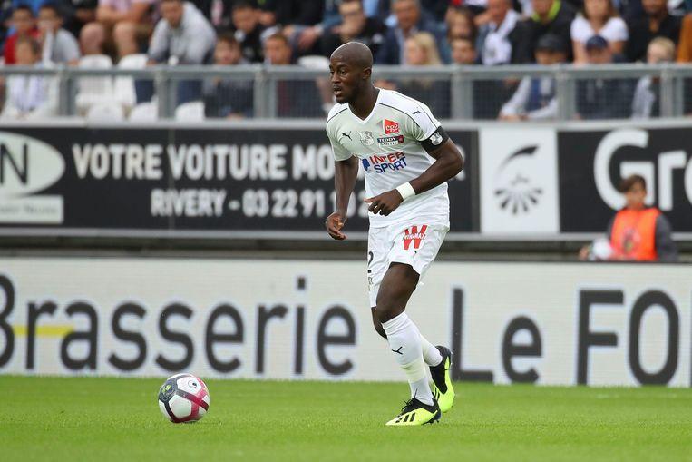 Gouano is een verdediger van Amiens.
