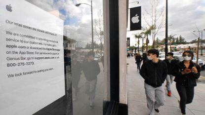 Apple produceert binnenkort wekelijks een miljoen gezichtsmaskers